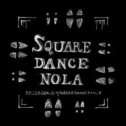 New Orleans Square Dance Logo
