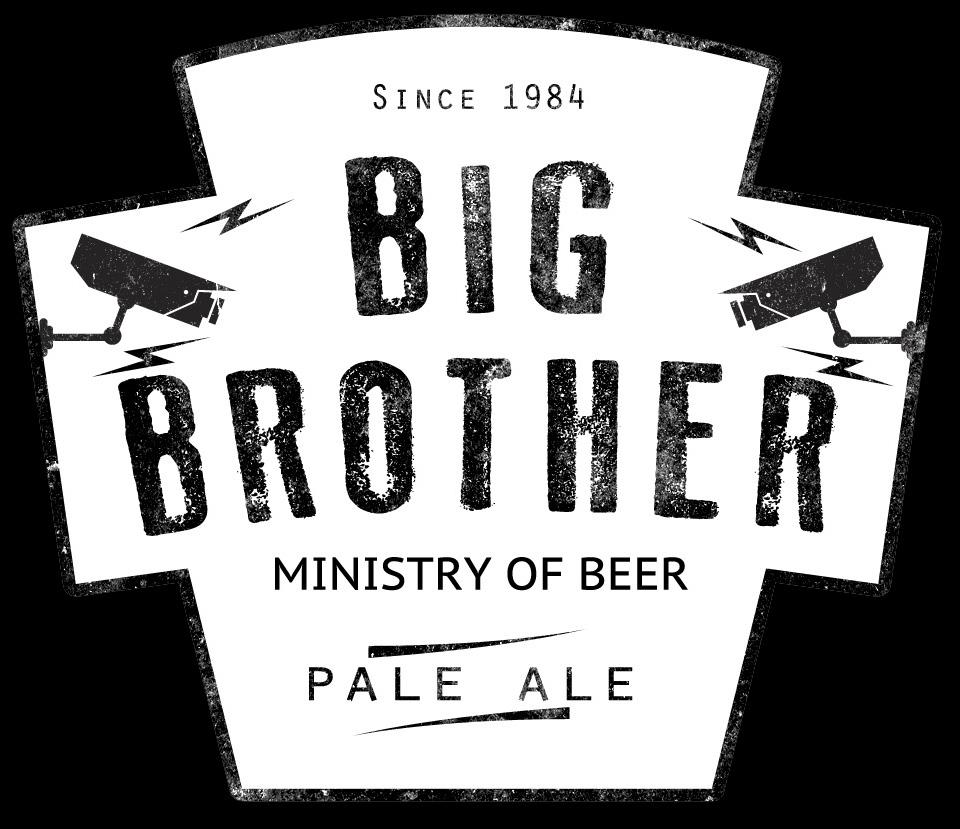 Big Brother Beer Logo