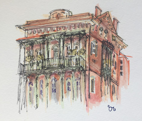 My Favorite house in the Garden District
