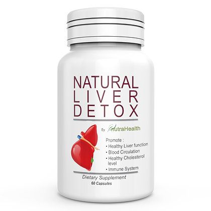 NATURAL Liver Detox