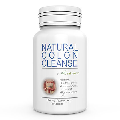 NATURAL Colon Cleanse