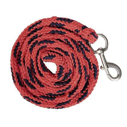 Cabresto & corda (180cm) com mosquetão HKM