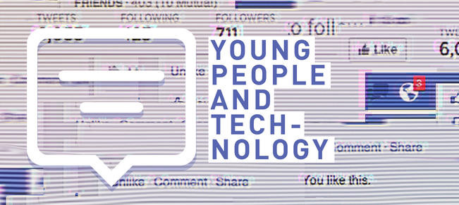 Young people and technology: Engaging with young people online