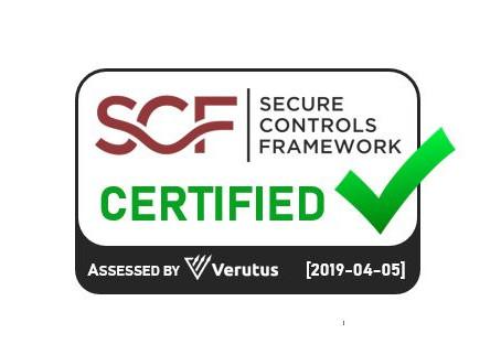 SCF Certified