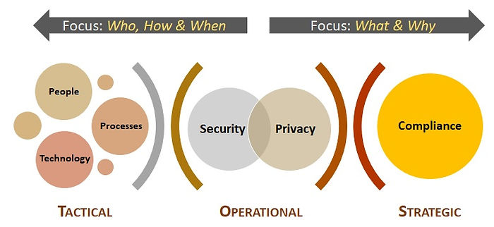 Cybersecurity and privacy strategic operational tactical privacy and cyber controls