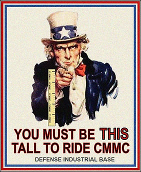 2020 - You Must Be THIS Tall To Ride CMM
