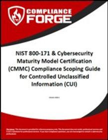 2020 - CMMC & NIST 800-171 Compliance Sc