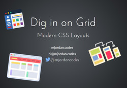 Dig In on Grid