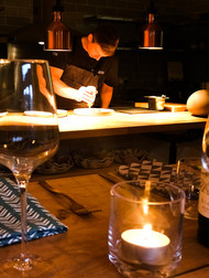 Our chefs table