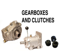 GEARBOXES AND CLUTCHES