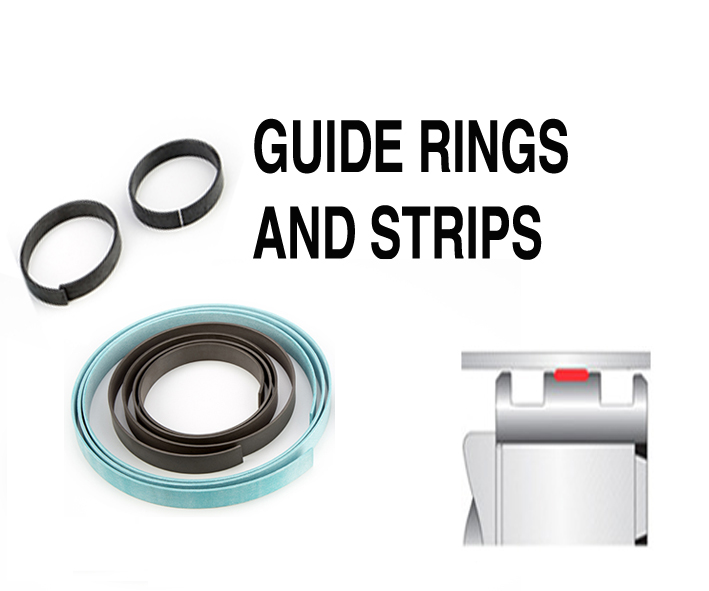 GUIDE RINGS AND STRIPS