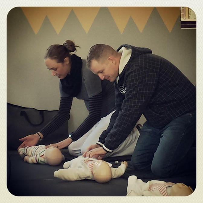 First Aid and CPR 3 hour Courses begin