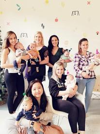 2020 Baby Massage Graduates