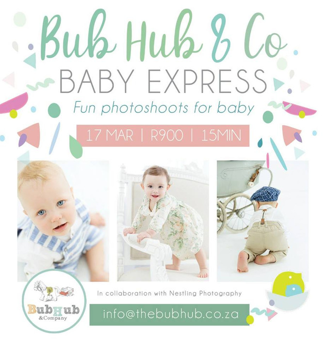 Our Stunning Express Photoshoot is around the corner