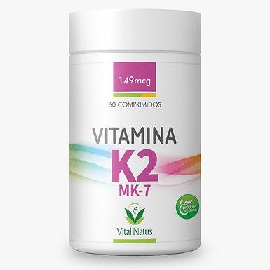 Vitamina k2 - 60 comprimidos - 500mg