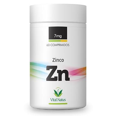 Zinco Quelato - 60 comprimidos - 7mg
