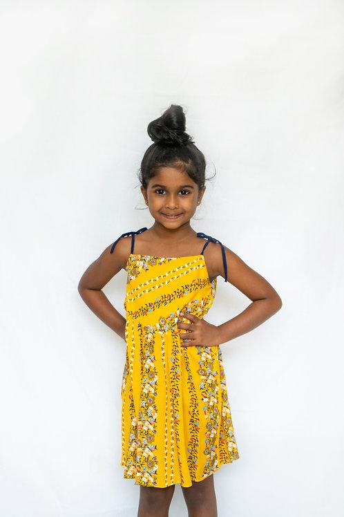 Maya Dress (Viscose Printed)