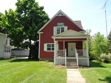 RENTED~1020 S. University St Mt. Pleasant MI 48858