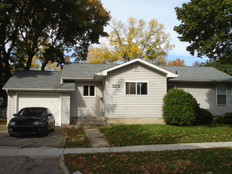Room for rent ~ 303 E. Gaylord St. Mt. Pleasant MI 48858