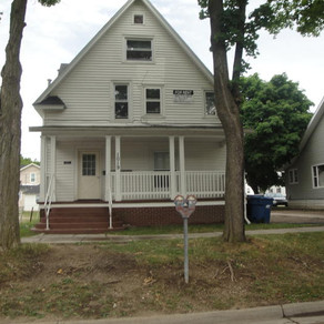 RENTED ~ 1019 #2 S. Franklin St. Mt. Pleasant MI 48858