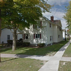 RENTED ~ 315 #1 & #2 E.Bellows St. Mt. Pleasant MI 48858
