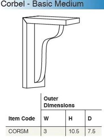 Corbel Basic Medium Shaker