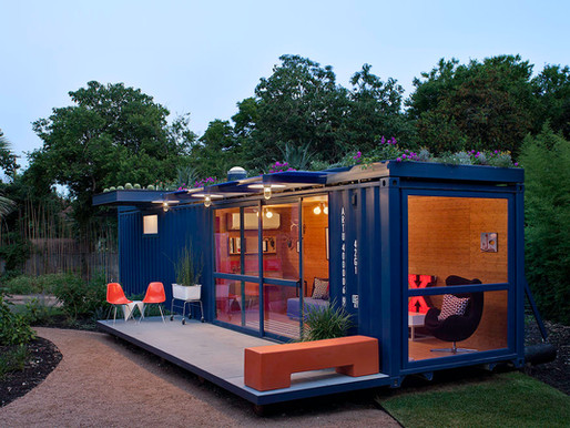 Innovative Architecture | Shipping Container Buildings