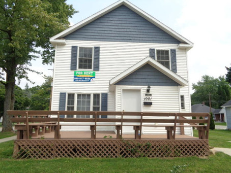 RENTED~1001 S. Franklin St. Mt. Pleasant MI 48858