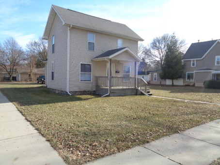 RENTED ~ 201 S. Fancher St Mt. Pleasant MI 48858
