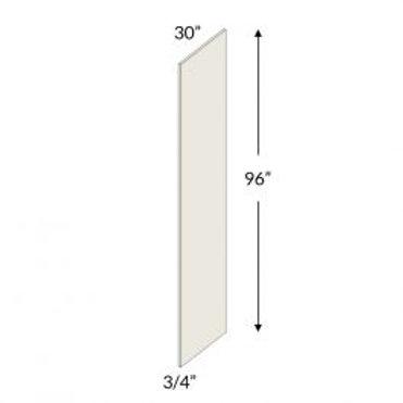 Tall End Panel (Refrigerator Panel) Designer White
