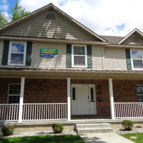 RENTED ~ 915 S. Main St. Mt. Pleasant MI 48858
