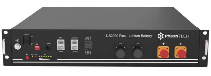Lithium batteri pakke 2.4kWh - Incl BMS
