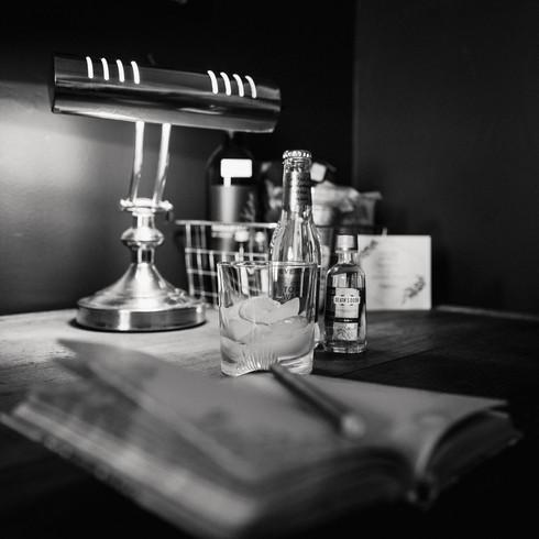Cocktail Desk
