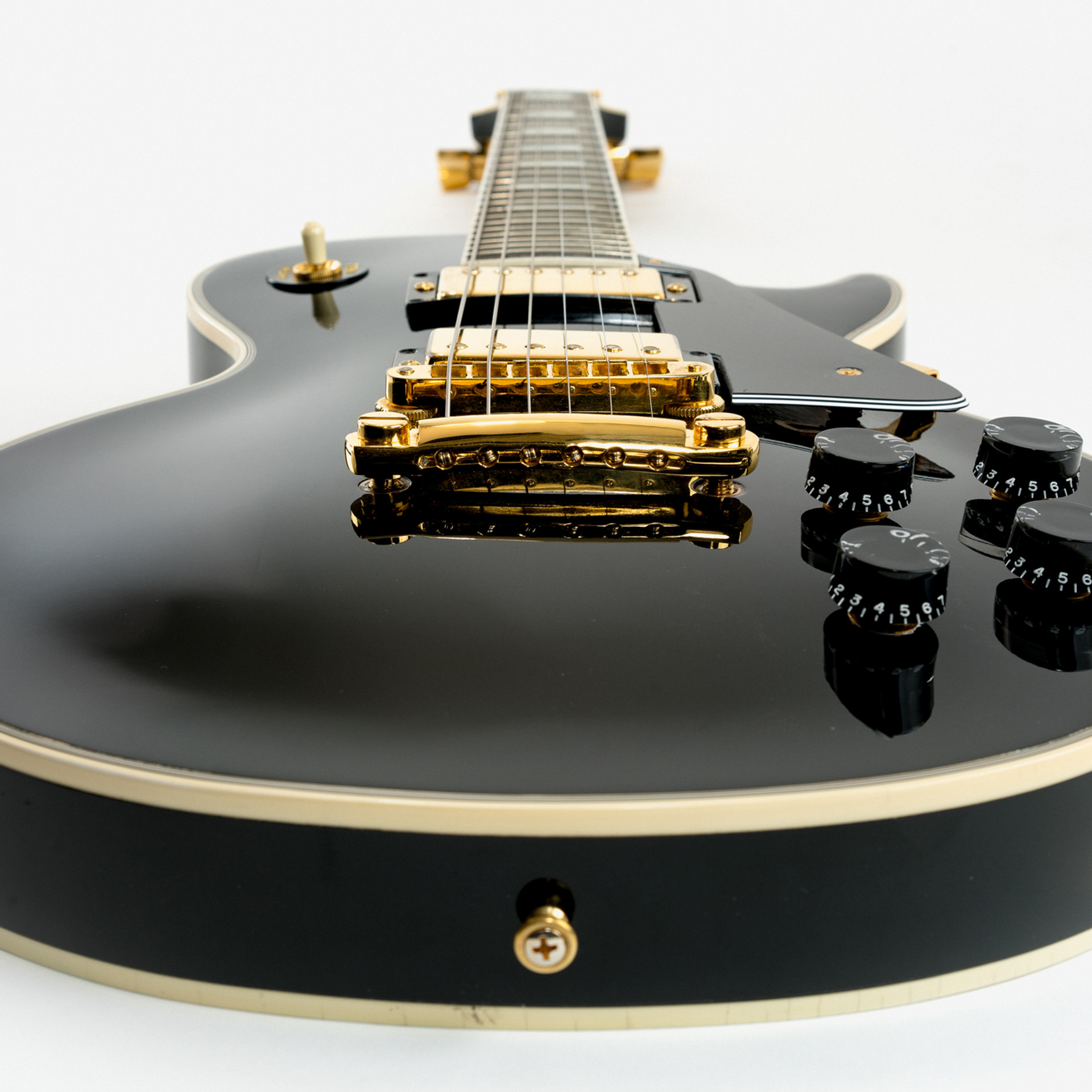 "Custom Shop Gibson Les Paul Owned by ""The Scorpions"""