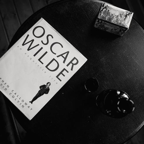 Oscar Wilde Liquor