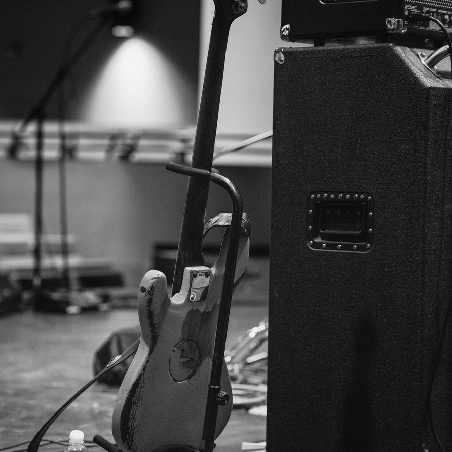 Gerry Mcavoy's 1963 Fender P bass
