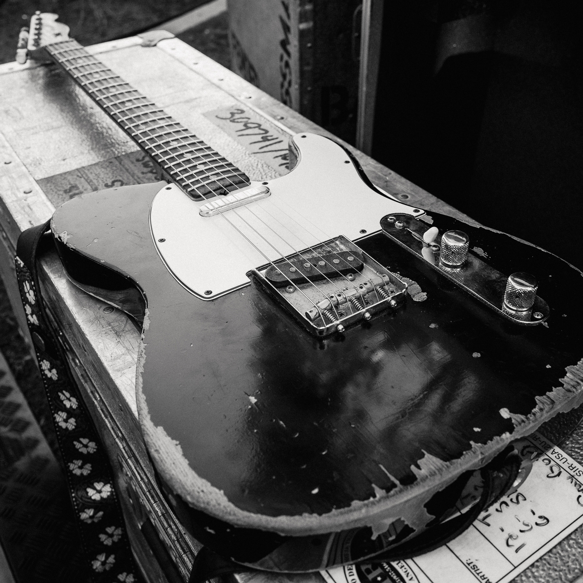 Davy Knowles 1966 Fender Telecaster