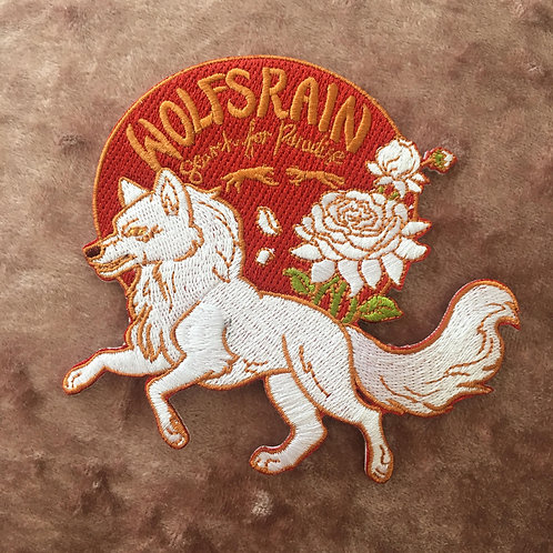 Wolf's Rain Patch