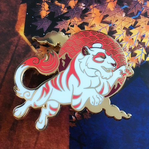 Tiger Goddess
