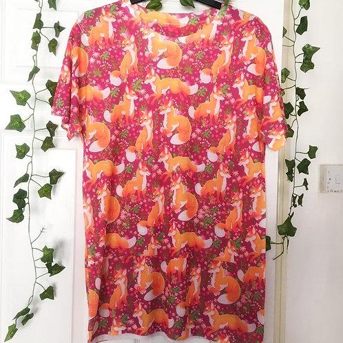 Garden Fox T-shirt