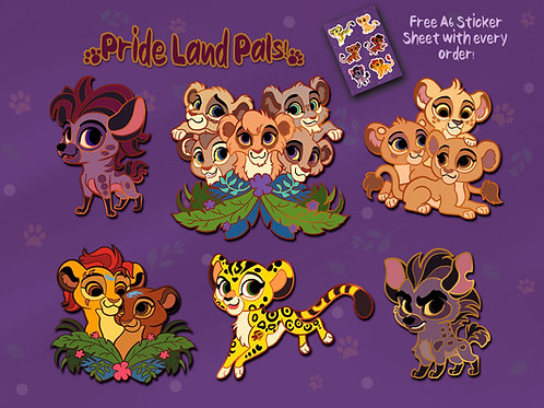 *PREORDER* Pride Land Guard
