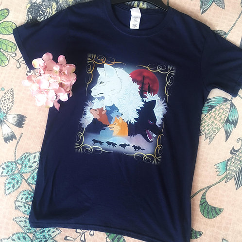 Wolf's Rain T-shirt
