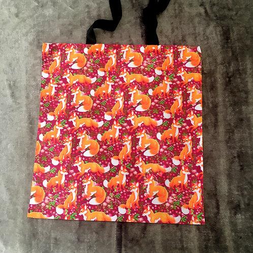 Garden Fox Tote Bag
