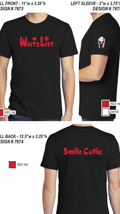 Smile Cutie Tee Shirt