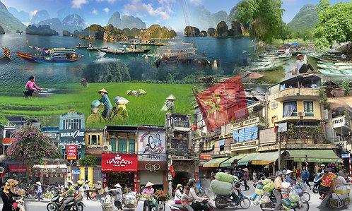 """""""Vietnam"""" by Edwige Lamy"""