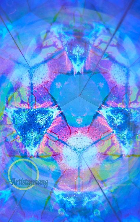 """""""Metamorphosis XI"""" by Anna Ng"""