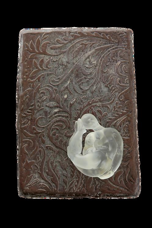 """Like water, like chocolate #1"" by Jane Cowie"