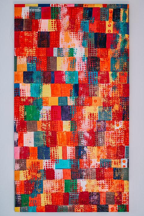 """""""Patchwork"""" by Julie Saint Jean"""