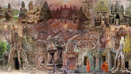 """Angkor"" by Edwige Lamy"
