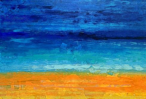 """Layers"" by Julie Saint Jean"